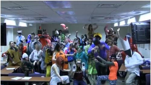Click here to see the UMD CoP Harlem Shake - created partly for fun and mostly as a fundraiser for a mission trip in mexico!
