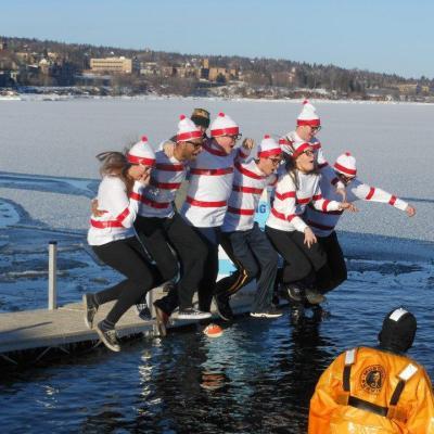 CoP Polar Plunge Team 2013!