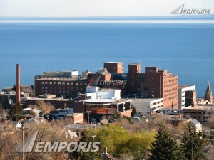 Essentia Saint Mary's Medical Center in Duluth (so maybe I borrowed this picture from online)