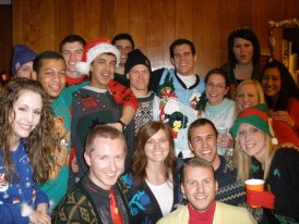 2011 Ugly Sweater Party