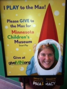 children's museum fun!