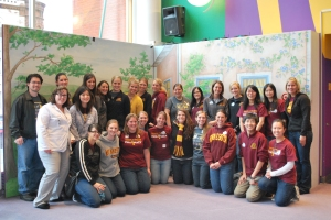 children's museum group photo 11:10:13