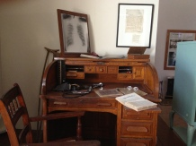 Physician's desk